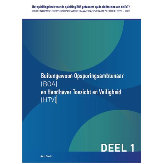 Studieboek BOA En HTV – Deel 1 (analoog)