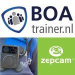 Samenwerking BOAtrainer.nl En Zepcam
