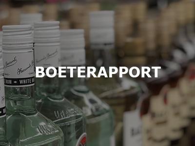 Foto Van Flessen Drank Met Tekst Drank En Horecawet Boeterapport
